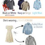Ako sa obliecť na rande fotenie