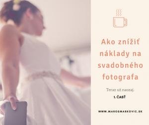 AKoznížiťnákladynasvadobnéhofotografa